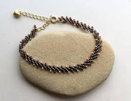 making beaded necklace images Jewelry making jpg