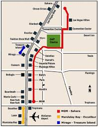 las vegas light rail las vegas boulevard map google search nv pinterest vegas