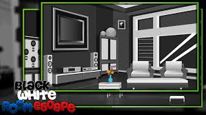 black white room escape android apps on google play