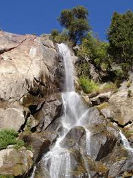 Nevada waterfalls images Waterfalls of the sierra nevada photo albums summitpost jpg
