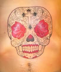 religious skull buick