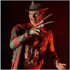 Neca Nightmare On Elm Street Dream Warriors 1 4 Scale Freddy Mad