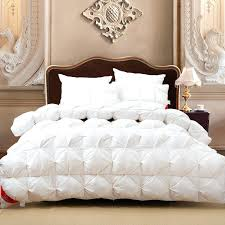 comfortable bedding quilts bedspreads comforters new white goose down quilts comforter