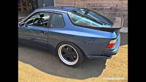 porsche 944 tuned dia tuning porsche 944 turbo auf rs monoblock alu s