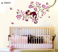 Wall Decor For Baby Room Baby Nursery Decor Trees Do It Yourself Baby Nursery Wall Decor