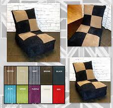 Bean Bag Armchair Cord Bean Bag Ebay