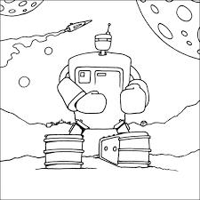 robot colouring