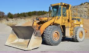 1986 caterpillar 966d wheel loader item i2920 sold dece