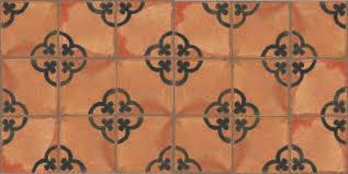 Terracotta Rugs Pedralbes Terracotta Hand Painted Glazed Rugs U2014 Ticsa Usa