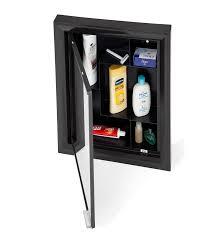 nilkamal kitchen furniture nilkamal gem mirror cabinet black at just rs 1304 buy