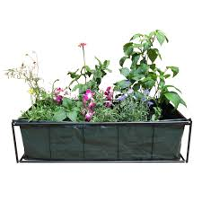 tomato planter raised bed garden viagrow gardening products