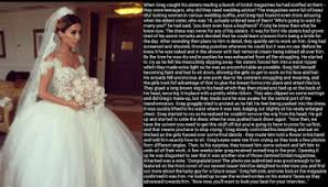forced feminization wedding king is turned into a bride tg transformation stories