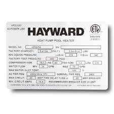 hayward heat pump wiring diagram pool heat pump electrical