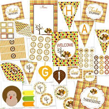 20 best thanksgiving labels thanksgiving label templates images