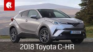 toyota new suv car toyota c hr expected to launch in india in 2018 youtube