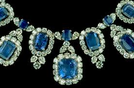 sapphire necklace diamonds images Hall sapphire and diamond necklace jewels from the national jpg