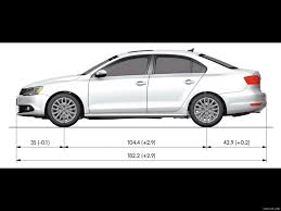 volkswagen jetta white 2011 volkswagen jetta technical drawing wallpaper 44