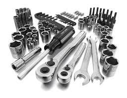 craftsman 94 pc easy to read mechanics tool set