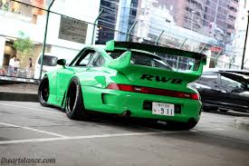 stanced porsche so over people hating on