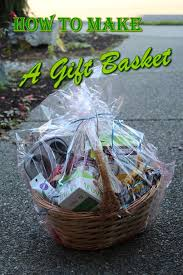 Make Your Own Gift Basket Make Your Own Gift Basket Cake Boss Mixes Frostings And Baking