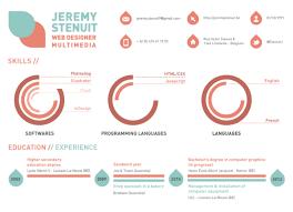 graphic design resumes 25 exles of creative graphic design resumes inspirationfeed