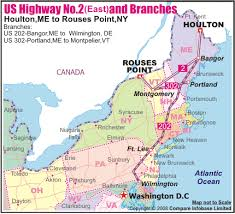 us hwy map us route 2 map