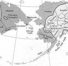 fran輟is bureau language contact on both sides of the bering strait