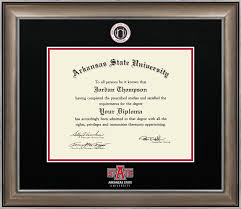 degree frames arkansas state at jonesboro diploma frames church