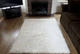 Walmart Round Rugs by Rugs White Rug Walmart Amazing Faux Fur White Rug Another