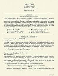Best Attorney Resumes by Junior Associate Attorney Resume Harvard Law Resume Best