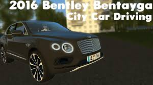 bentley exp 9 f custom city car driving 1 5 4 bentley bentayga custom sound