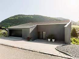 gallery of single family house on a slope dost 5