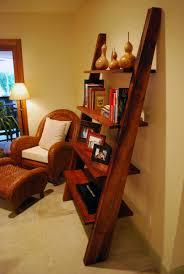 leaning bookcase organizer leaning bookcase unique fashionable