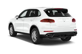 porsche suv 2017 2017 porsche cayenne s one weekend review automobile magazine