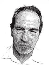 rik reimert u0027s drawings of famous actors 02 sketches