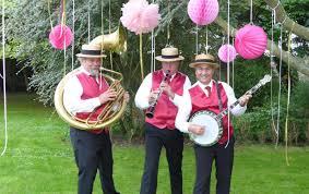 orchestre jazz mariage le groupe dixieland parade pour votre animation de mariage