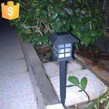 Solar Lighting For Gardens by Compare Prices On Outdoor Pillar Lights Online Shopping Buy Low