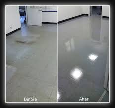 vinyl tile polishing services chicago csi absolute clean