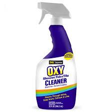 Best Cleaner For Bathtub Soap Scum Dg Home Oxy Shower Tub U0026 Tile Cleaner 32 Oz