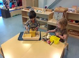 exploring materials in the prek classroom rba child care