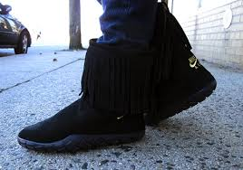 womens boots nike nike womens chukka moc fringe theshoegame com sneakers