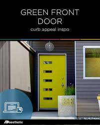 writing elsewhere green front door inspiration u2022 ad aesthetic