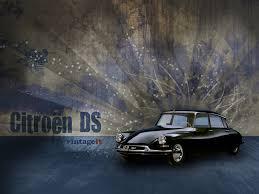 vintage citroen cars citroën ds vintage wallpaper free desktop hd ipad iphone wallpapers