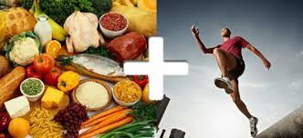 best foods for fitness athletics football bicycling and swimming