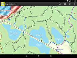 Cumberland Lake Map 0small Jpg