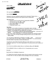 sample letter to bank requesting loan modification cover letter