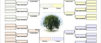 free genogram archives ms office templates