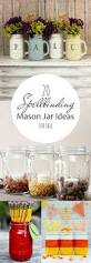 Halloween Candy Jar Ideas by Best 25 Fall Mason Jars Ideas On Pinterest Shabby Chic