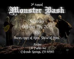 Halloween Monster Bash by Monster Bash Halloween Show 2017 Zodiac Venue