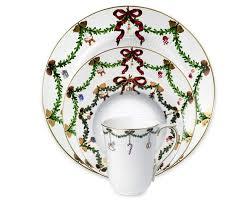 christmas dinnerware gearys fluted christmas dinnerware royal copenhagen